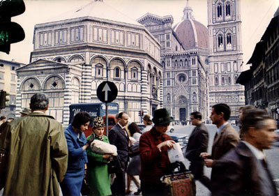 Florence, 1963
